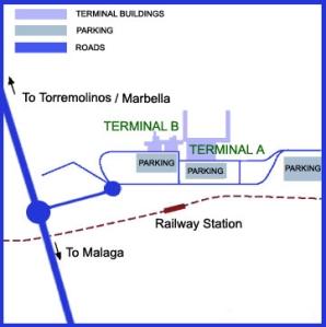 airport to malaga